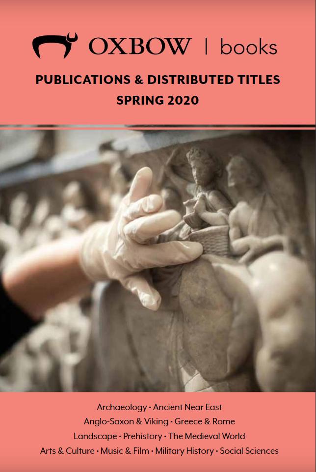 Spring 2020 Catalogue