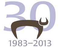 Oxbow Books 30 Years Logo