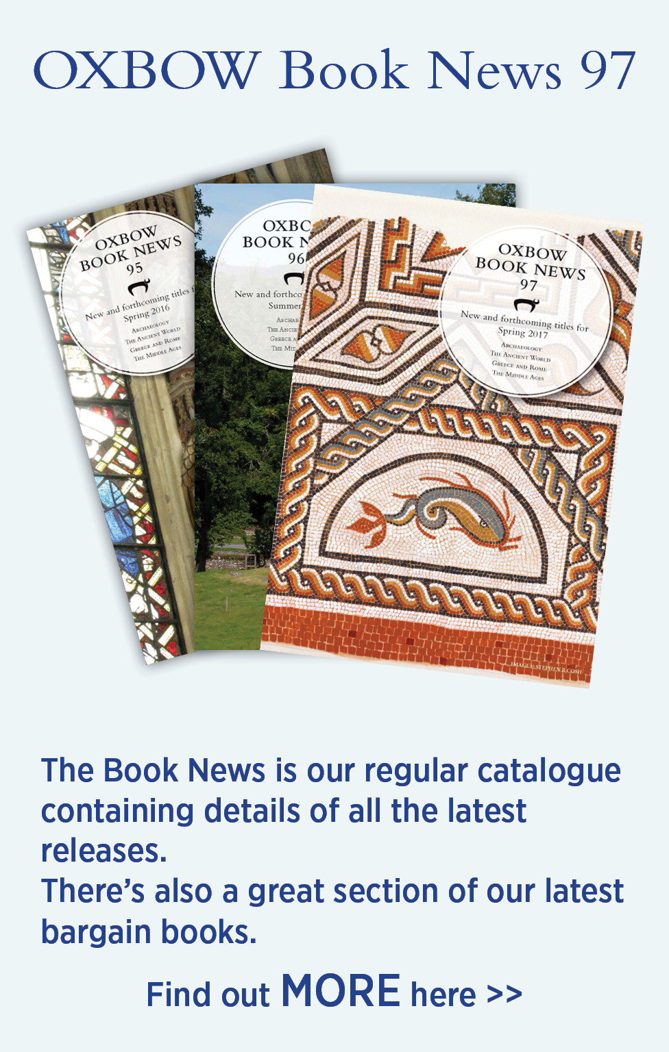 Oxbow Book News 97